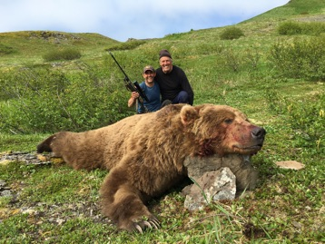 Alaska Coastal Brown Bear